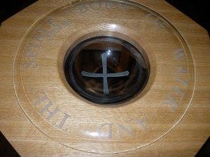 Baptismal Font Detail